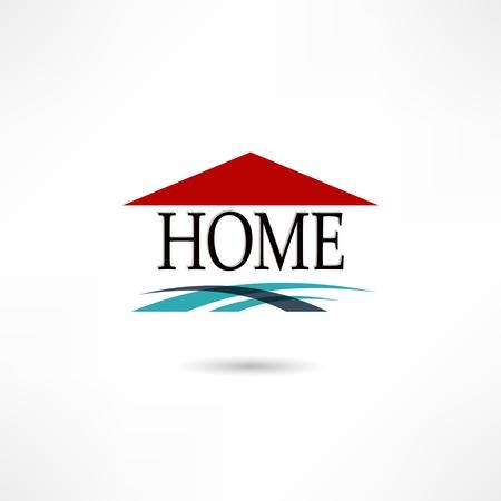 Real estate icon Stock Vector - 18557865