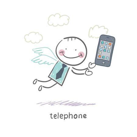 Phones Stock Vector - 18557980