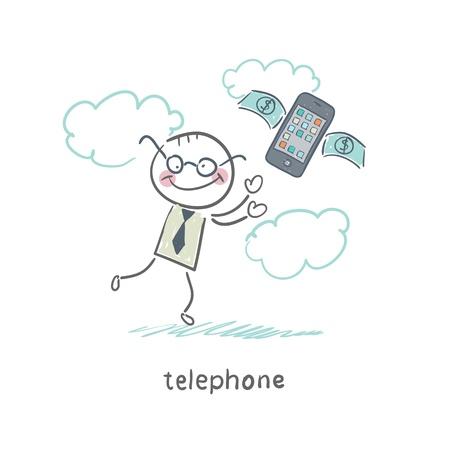Phones Stock Vector - 18557984