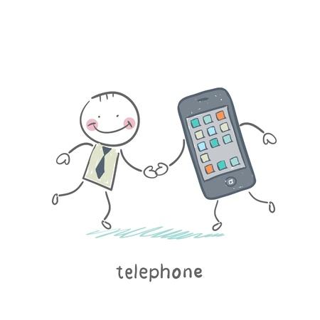 Phones Stock Vector - 18557967
