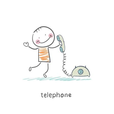 Phones Stock Vector - 18557906
