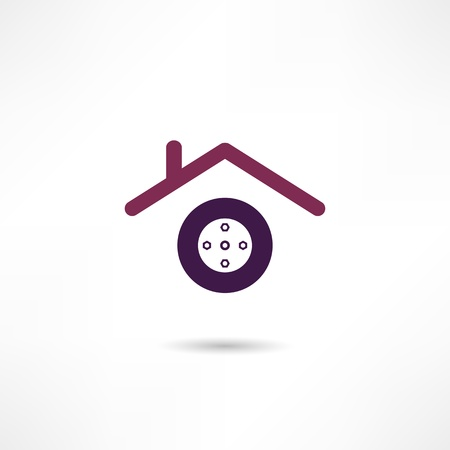 repair shop icon Vector