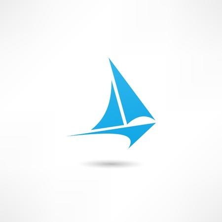 Yacht Icon