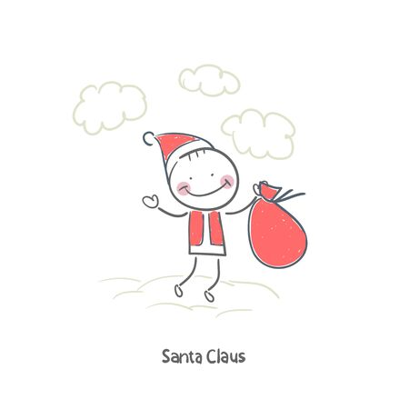Santa Claus Stock Photo - 18716718