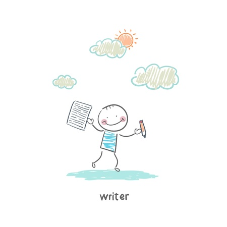 article icon: Writer