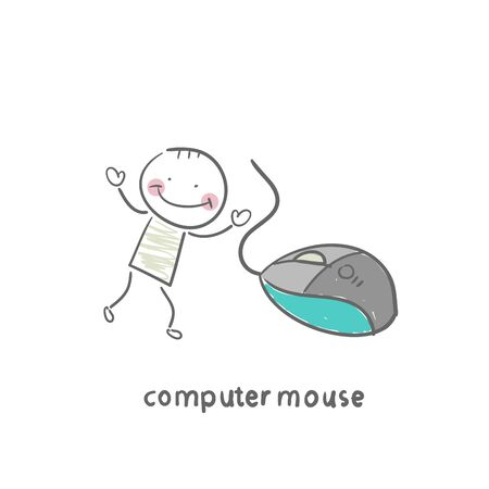 Mouse Stock Vector - 18953120