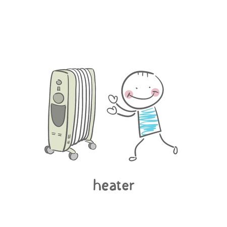 calentador: Calentador