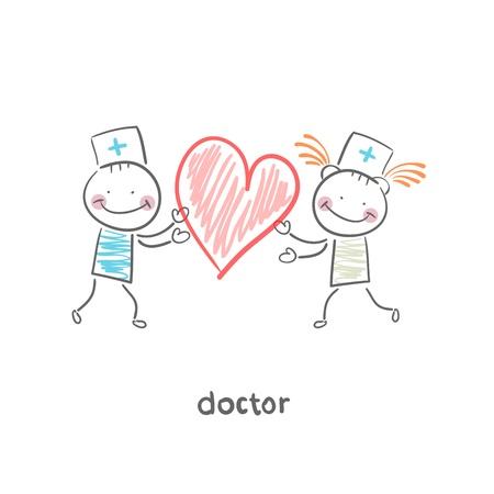 doctor Stock Vector - 19150832