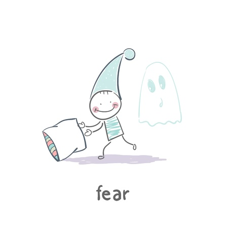 nightmare: nightmare Illustration