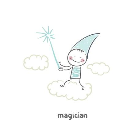 magician Stock Vector - 19150830