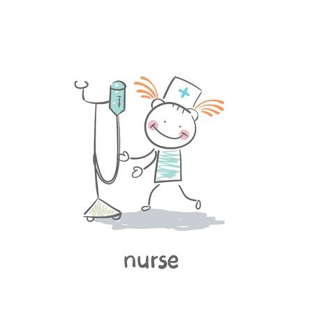infermiere paziente: Infermiere