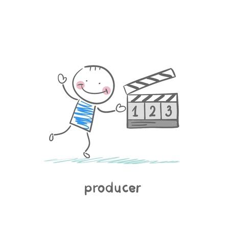 producer Vector