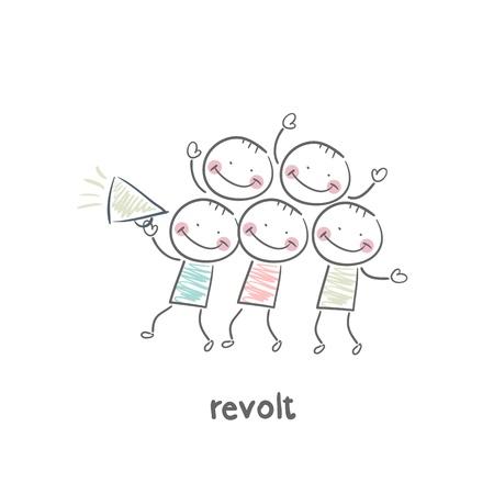 thumbs up business: revuelta