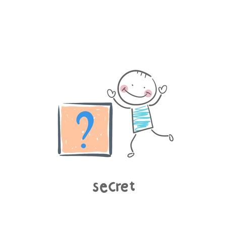 secret Stock Vector - 19150814