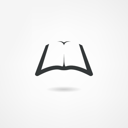 read book: book icon Illustration