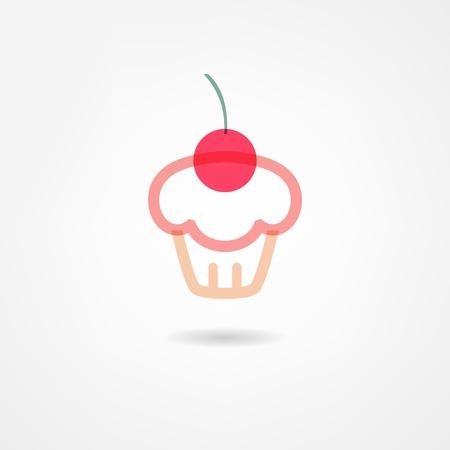 icono de pastel