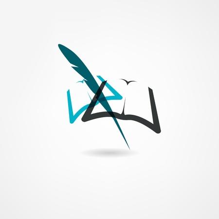 Buch-Symbol