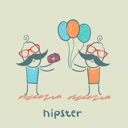 accessory: hipster