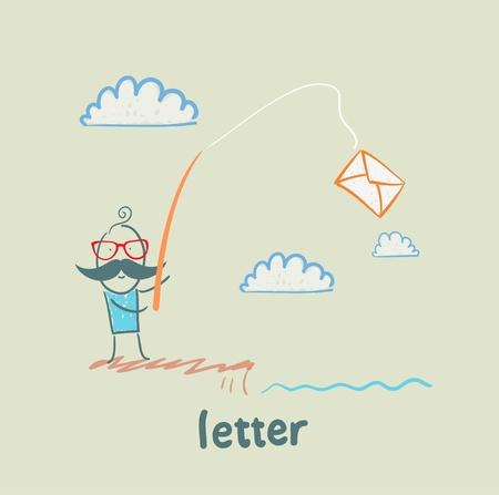 letter Stock Vector - 21446224