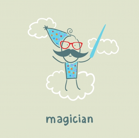 the miracle: magician
