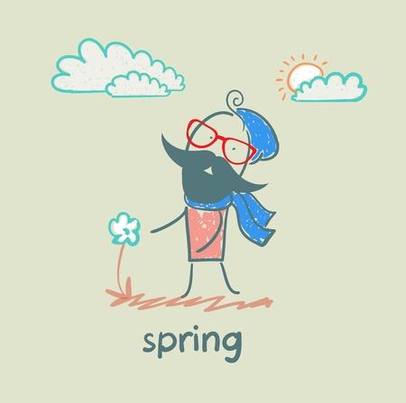 spring Ilustrace