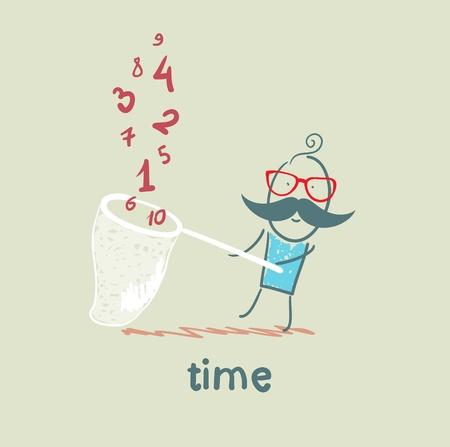 time Ilustração