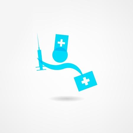 medicine icon Ilustrace