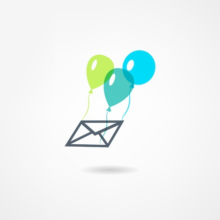 pictograph: mail icon