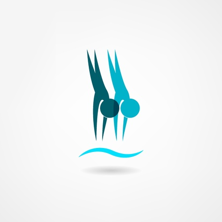 dive icon Vector