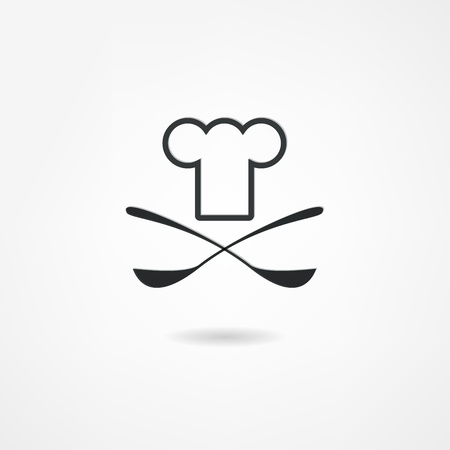 kitchen icon Stock Vector - 21602261