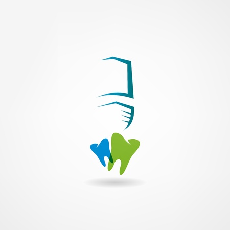 stomatology icon Vector