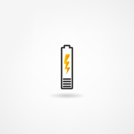 battery icon Stock Vector - 21718412
