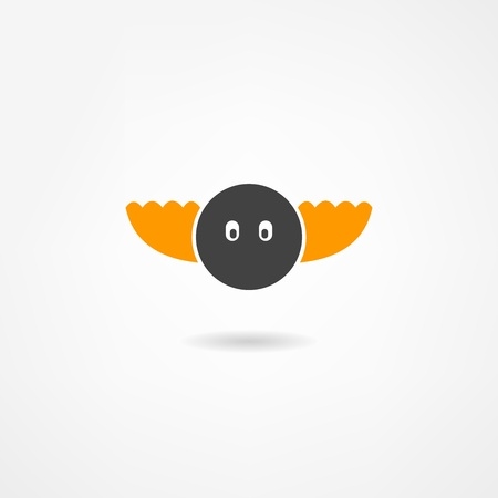 bird icon Vector
