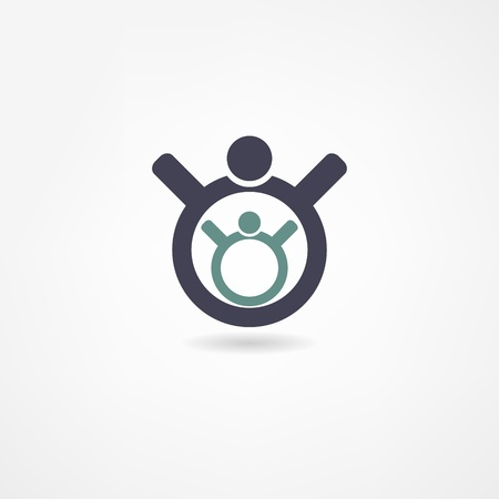 pregnancy icon Vector
