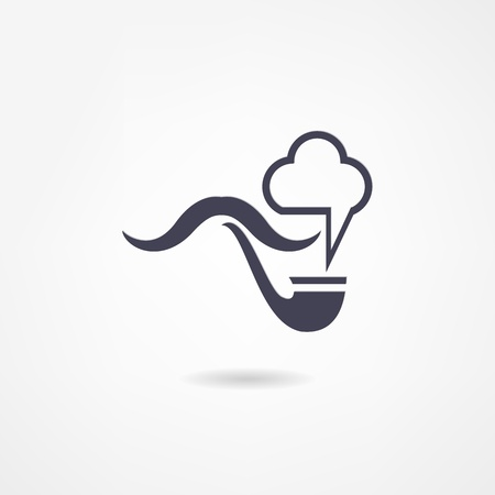 moustache icon Vector