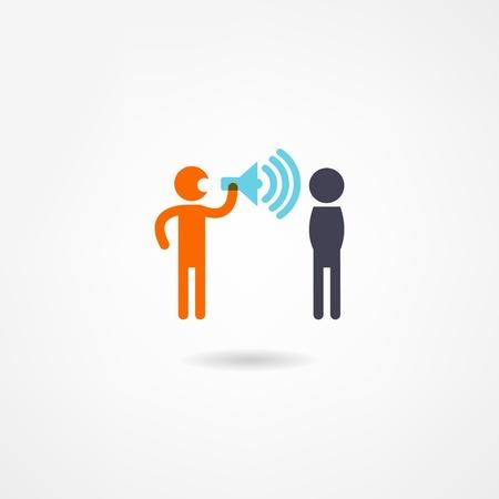 speaker: speaker icon Illustration