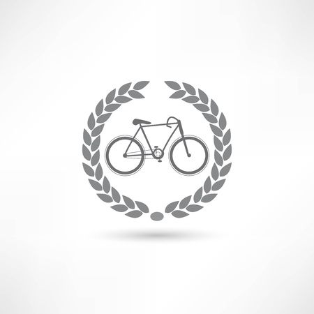 bike icon Stock Vector - 21981986