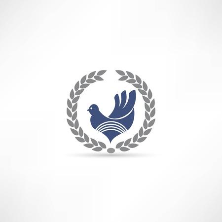 albatross: bird icon