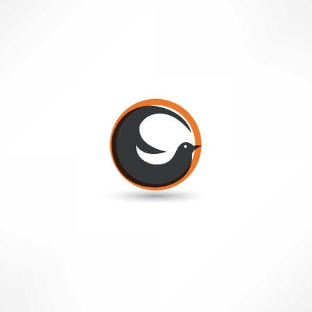 bird icon Vector
