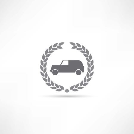 car icon Ilustracja