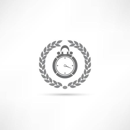 time icon Ilustração