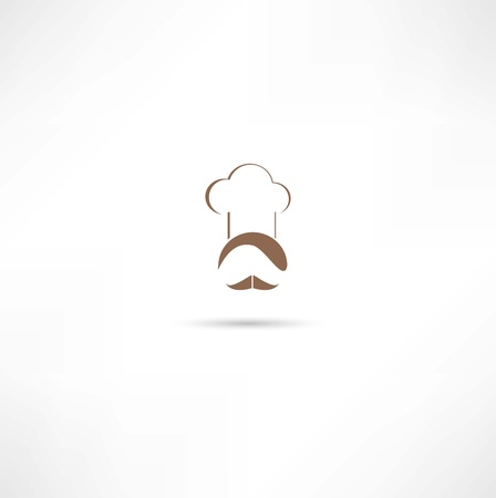 cook icon Ilustrace