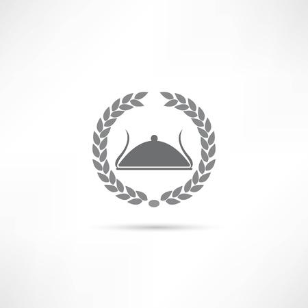 caviar: cook icon Illustration