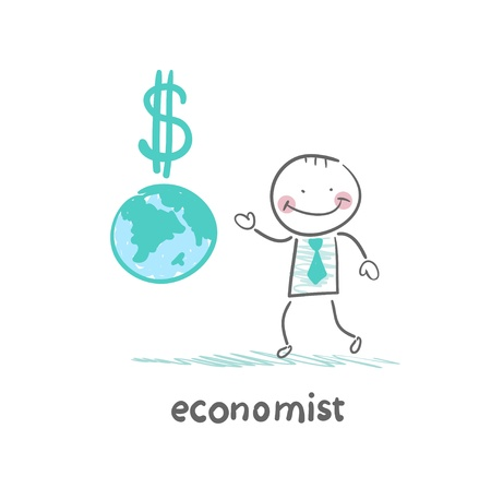 economist: economist is close to the planet and the dollar sign