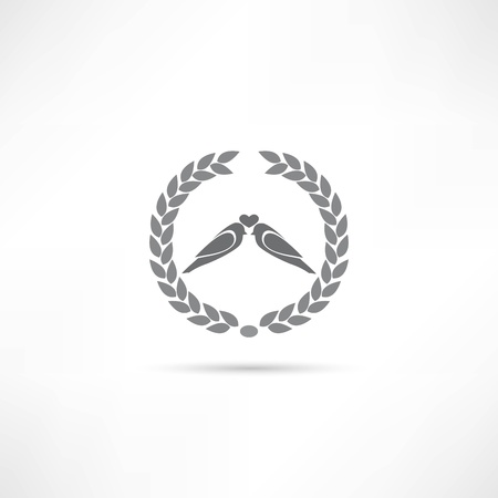 sea gull: bird icon