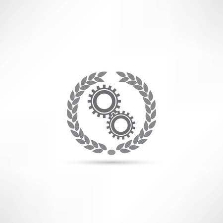 gear icon Stock Vector - 21983076