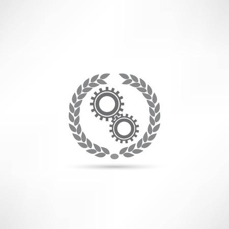 gear icon Stock Vector - 21983076