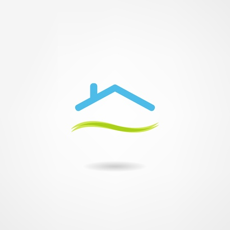 residential homes: house icon