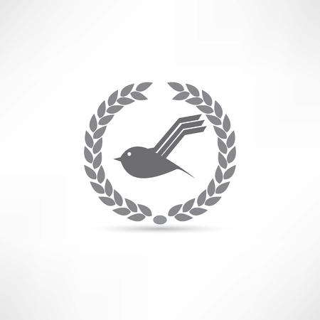 stud: bird icon