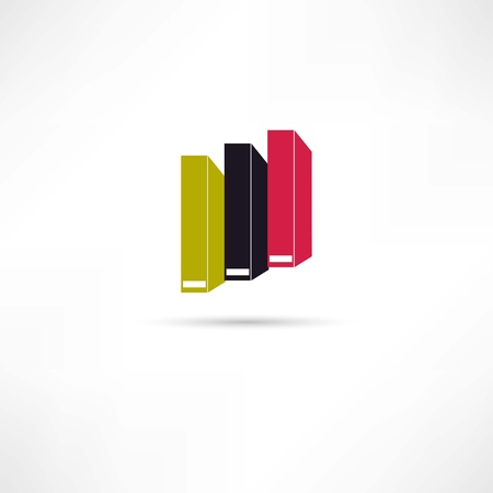 books  icon Stock Vector - 22073030